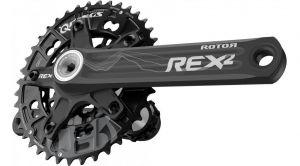 ROTOR  Kliky REX 2.2 XC2  BCD 110/60  175mm
