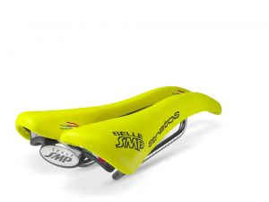 Sedlo Selle SMP  STRATOS yellow FLUO