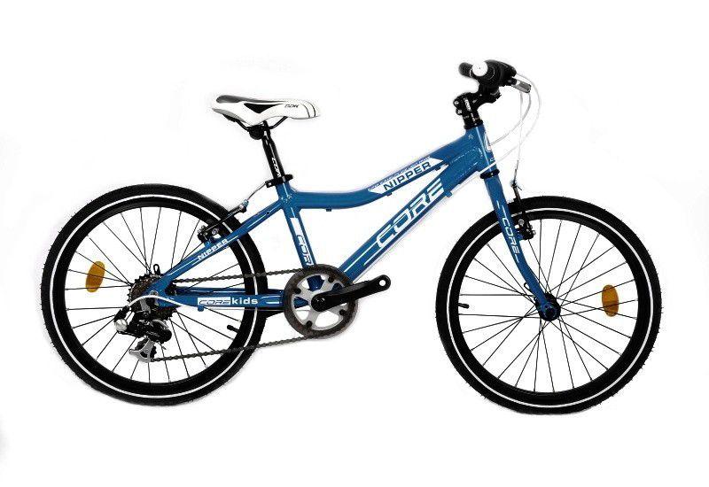 "Dětské kolo Core nipper 20"" modré Sprinterbike"