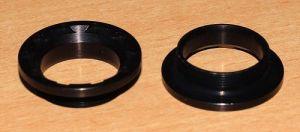 ROTOR  _131 Krytka osy levé kliky 3D+