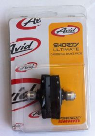 Shorty Ultimate (Road) Cross Brake Pad & Cartridge Holder (1set)