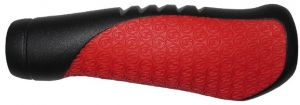 SRAM Comfort gripy černé/červené 133mm