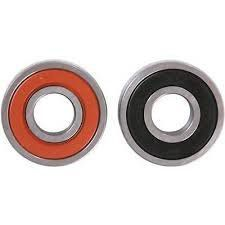 Kit Hub Bearings X-9 V2 Front, 2-6001