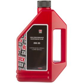 RockShox olej, 0-W30, 1 litr láhev - Pike/LyrikB1/Yari do spodních nohou