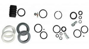 Fork SERVICE KIT - FULL SERVICE SOLO AIR (INCLUDES AIR SEALS, DAMPER SEALS & HARDWARE) - R