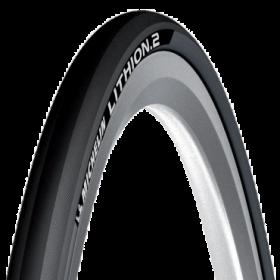 Plášť Michelin LITHION 2 V2, 25-622 (700X25C), tmavě šedý