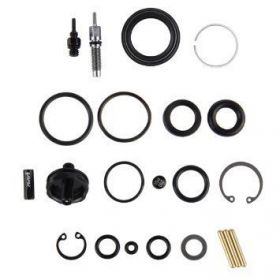 SEATPOST SERVICE KIT - FULL SERVICE (INCLUDES NEW, UPGRADED IFP; REQUIRES POST BLEED TOOL,