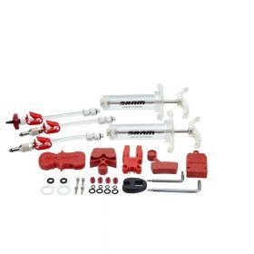 SRAM profesionální odvzdušňovací sada (v balení 2 stříkačky/fittings, bleed blocks, Torx t