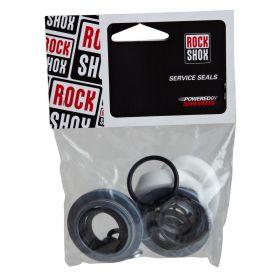 Základní servisní kit Rockshox (gufera, pěnové kroužky, těsnění) - Paragon Silver Coil A1