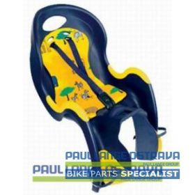 BELLELLI dětská sedačka COCOON RELAX modrá