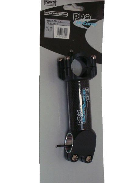 PRO představec HI-COMPM AHEAD 110mm/31,8mm, karbon