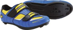 SHIMANO silniční obuv SH-R073B,modrá, 41