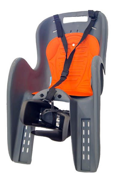 HTP dětská sedačka Bingo De Luxe, šedá/antracit