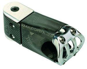 PRO představec THARSIS 90mm, 31,8mm, +/-6, černý