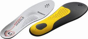 SHIMANO Custom Fit vložky pro Custom FIt obuv, 47