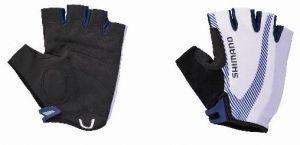 SHIMANO dámské rukavice BASIC, fialová, L