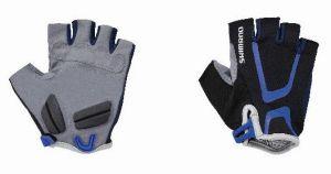 SHIMANO dámské rukavice LIGHT, fialová, L