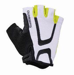 SHIMANO rukavice LIGHT, žlutá, XL