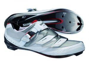 SHIMANO silniční obuv SH-R191W, bílá, 41