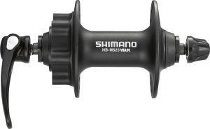SHIMANO nába přední DEORE HB-M525 pro kotouč (6 šroub) 36 děr RU: 133 mm