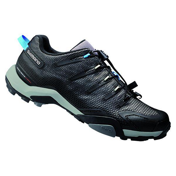 SHIMANO turistická obuv SH-MT44L, černá, 38