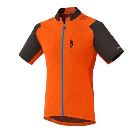 SHIMANO Explorer dres, amber oranžová, L