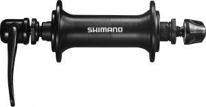 SHIMANO nába přední ALIVIO HB-T4000 pro ráfkovou brzdu 36 děr RU: 133 mm černá