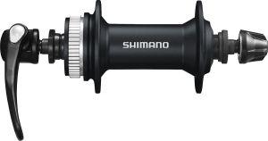 SHIMANO nába zadní ALIVIO FH-M4050 pro kotouč (centerlock) 8/9/10 rychl 32 děr RU: 168 mm černá