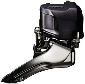 SHIMANO přesmykač XTR Di2 FD-M9070 MTB Di2 pro 2x11 navářka Down-swing 34/38 z bez SM-FD905