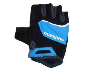 SHIMANO Explorer dámské rukavice, modrá, S