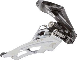 SHIMANO přesmykač XT FD-M8000 pro 3x11 obj. 34,9/31,8 + 28,6 Side-swing front pull pro 40z
