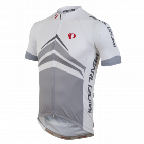 PEARL iZUMi ELITE PURSUIT LTD dres, delta bílá, L