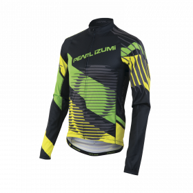 PEARL iZUMi ELITE THERMAL LTD dres, ELITE zelená FLASH, M