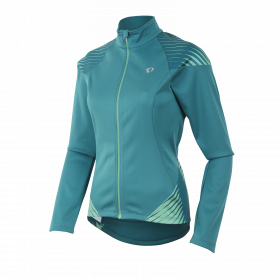 PEARL iZUMi W ELITE SOFTSHELL 180 bunda, deep lake, M