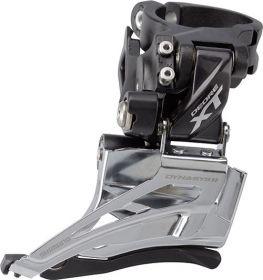 SHIMANO přesmykač XT FD-M8025 pro 2x11 obj. 34,9/31,8 + 28,6 Down-swing dual pull pro 34-38z