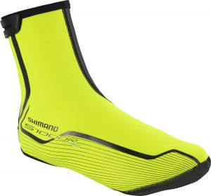 SHIMANO ROAD S1000R H2O návleky, neon žlutá, M