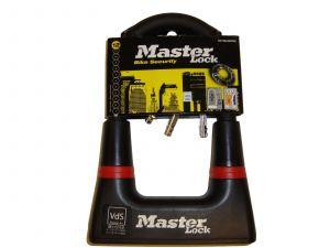 MasterLock zámek podkova z tvrzené oceli,  14mm, 150x80mm, (8278)