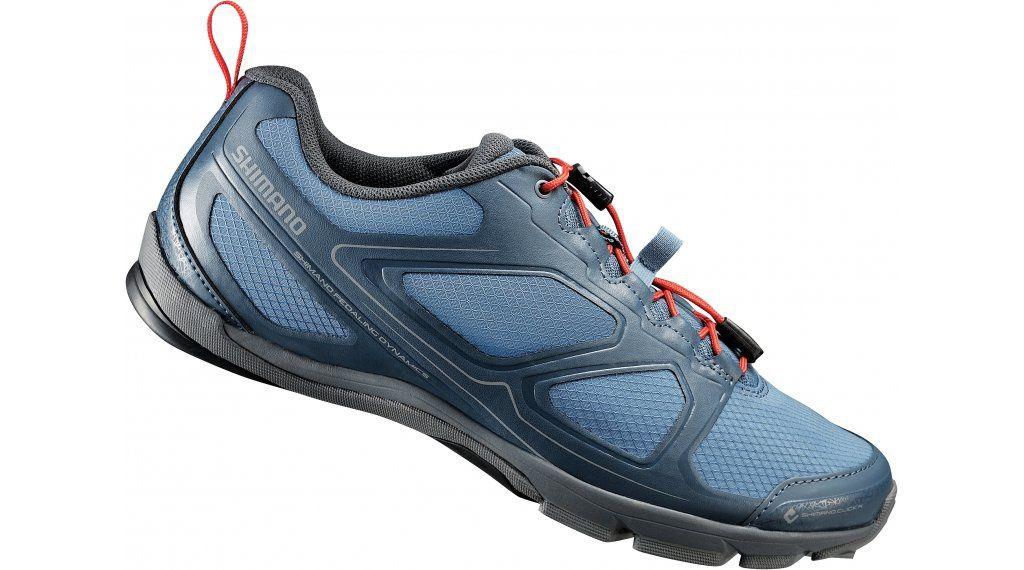 SHIMANO click'r obuv SH-CT71N, NAVY modrá, 42