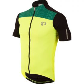 PEARL iZUMi ELITE PURSUIT dres, SCREAMING žlutá / černá RUSH, S