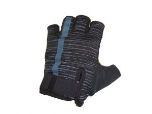 SHIMANO Transit rukavice, Havraní, XL