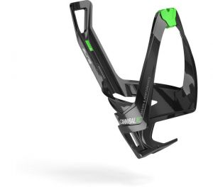 ELITE košík CANNIBAL XC 20' černý lesklý/zelený