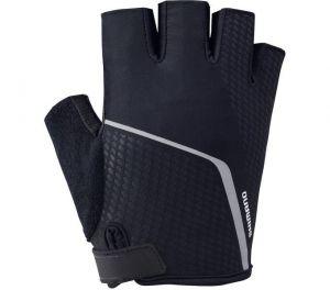 SHIMANO Original rukavice, černá, M