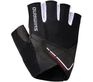 SHIMANO Advanced rukavice, černá, XXL