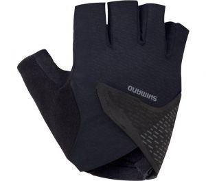 SHIMANO Evolve rukavice, černá, XL