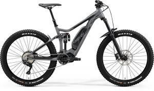 eONE-SIXTY 500 L(47) MATT GREY/BLACK