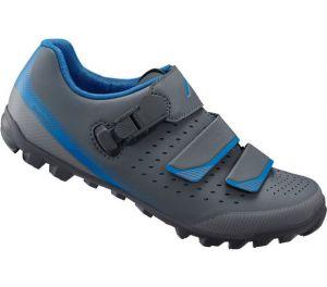SHIMANO MTB obuv SH-ME301WG, šedá, 37