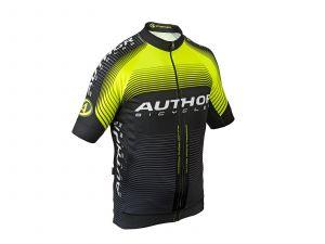 AUTHOR Dres Men Sport X7 ARP k/r S (žlutá-neonová/černá)