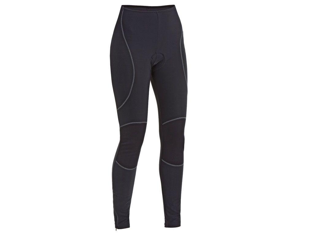 AUTHOR Kalhoty dlouhé ASL-3 NoWind (bez vložky) XS (černá)
