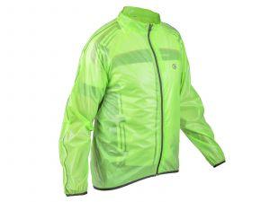 AUTHOR Pláštěnka Rain Dintex XL (zelená-transparentní)
