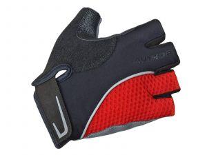 AUTHOR Rukavice Team X6 M (červená/černá)